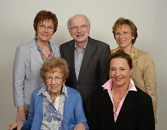 Stiftung Dr. Heines: Das Kuratorium